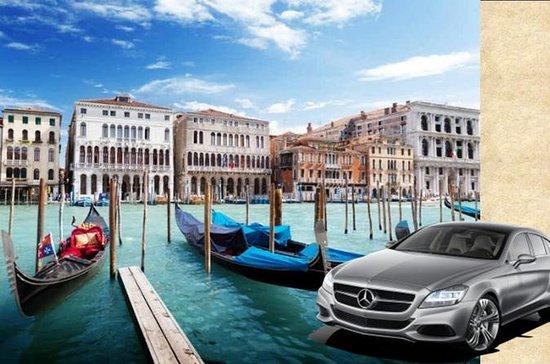 Transfert privé de l'aéroport de Venise à l'hôtel Venice Mestre