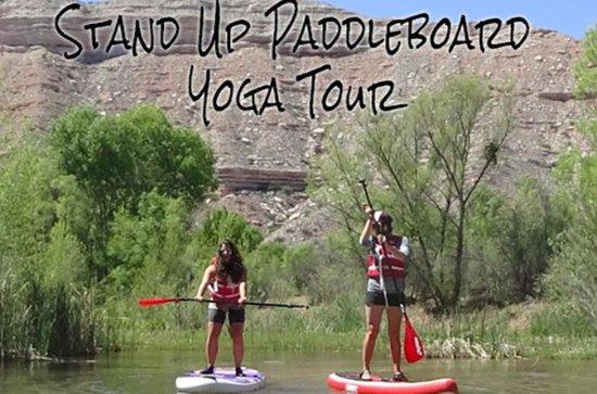 Hybrid SUP Tour på Verde River