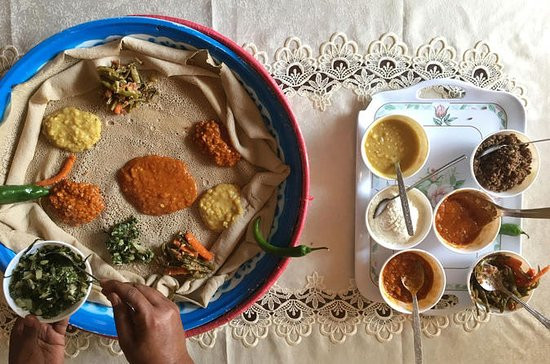 Unik Etiopisk matlagingsklasse og...