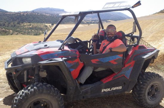 Surrounding Ronda Buggy Trip with...