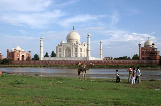Private Tour: Full-Day Taj Mahal...