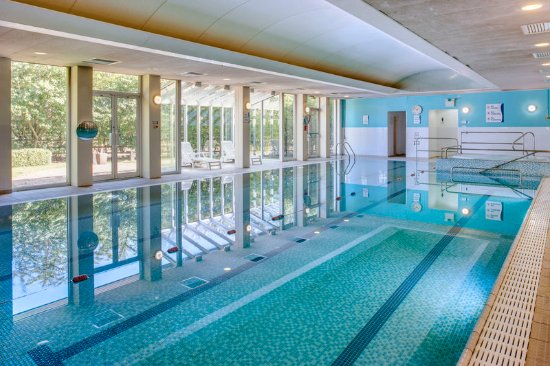 Holiday Inn Colchester: Indoor Swimming Pool
