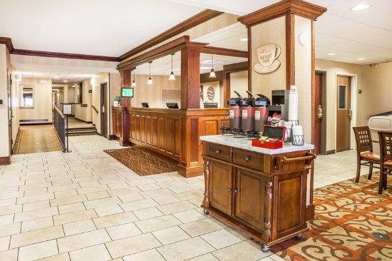 Comfort Inn Amp Suites Pottstown Updated 2017 Hotel