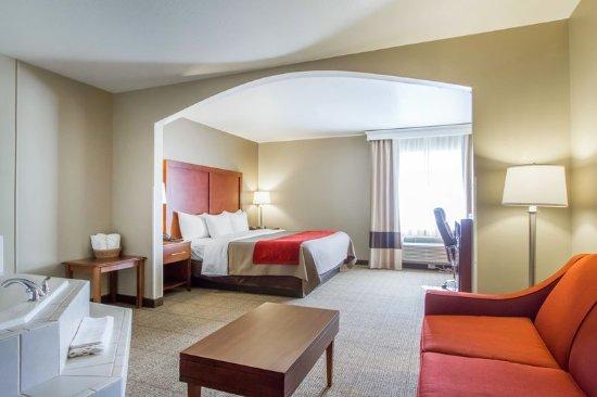 Comfort Inn Bolivar: Guest room