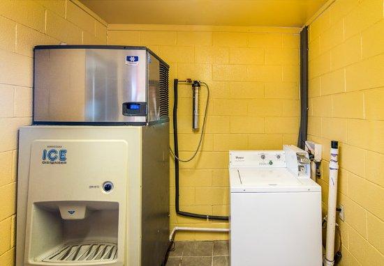 Rodeway Inn Dalhart: Laundry
