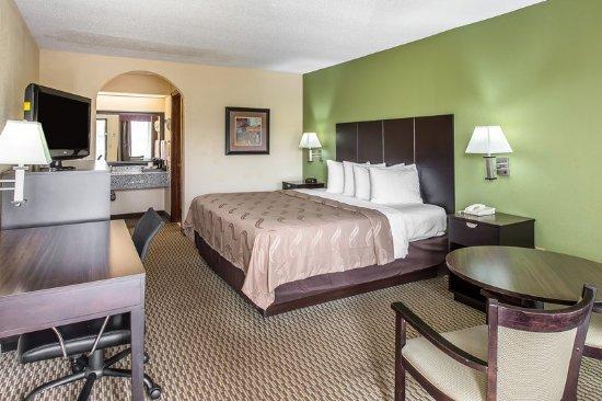 Adairsville, Geórgia: Guest room