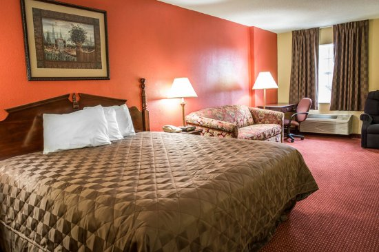 Williamston, Carolina del Norte: Guest Room