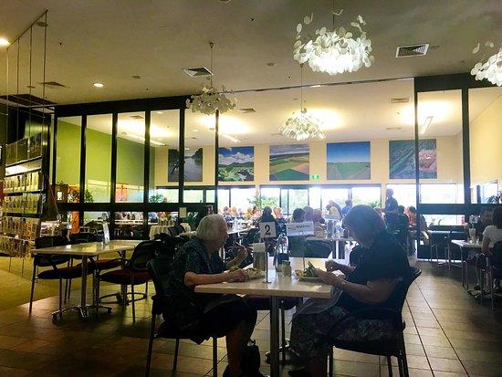 Staging Post Cafe Restaurant Gatton