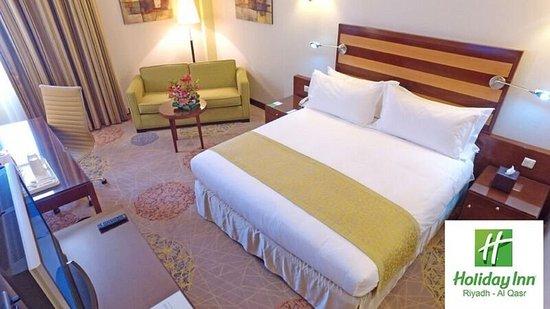 Holiday Inn Riyadh - Al Qasr: Guest Room
