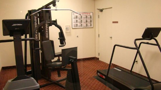 Watertown, WI: Fitness Center