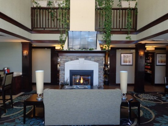 Staybridge Suites Denver South-Park Meadows: Great Room