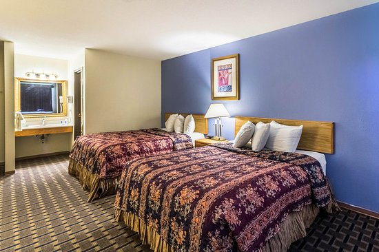 Brainerd, MN: Guest Room