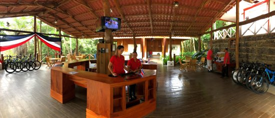 Rincon de La Vieja, Costa Rica: Adventure Office