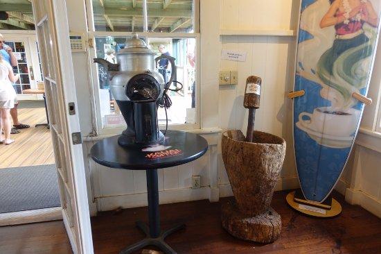 Kauai Coffee Company: Музей