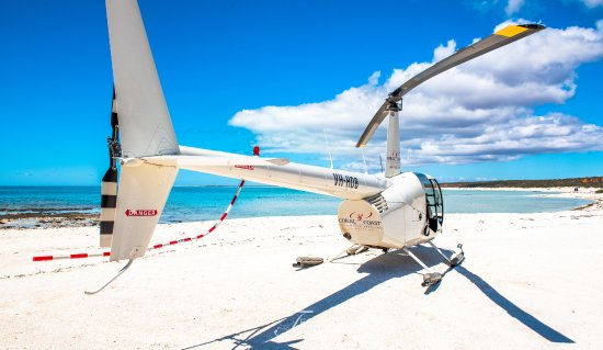 Coral Coast Helicopter Services