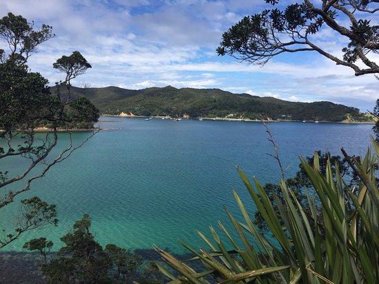 Tryphena Bay