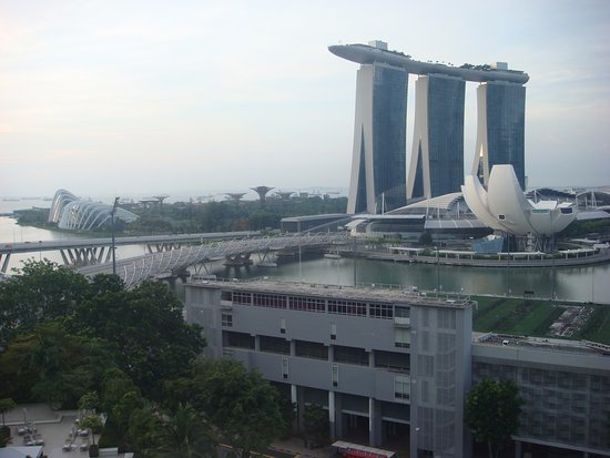 how to go marina mandarin hotel
