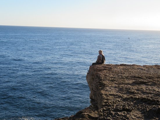 Currarong, Australia: At land's edge