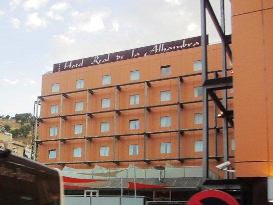Hotel Macia Real de la Alhambra Foto