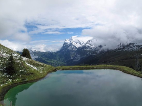 Jungfrau Region, Switzerland: Hiking Trail No.33