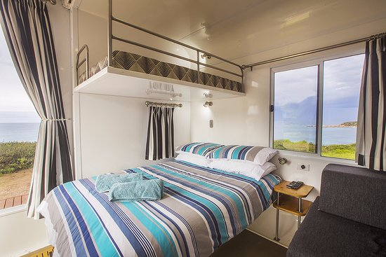 Marion Bay, Australia: Comfortable facilities