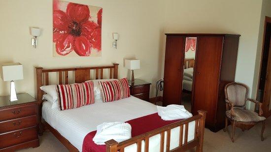 Balmacara Hotel: sehr geräumig,hohe decken