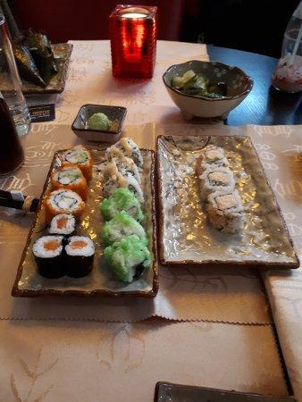 Zwijndrecht, Niederlande: Sushi