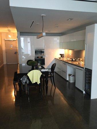 Boulan South Beach : кухня