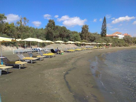 Agios Theodoros, Cipro: Maia Beach