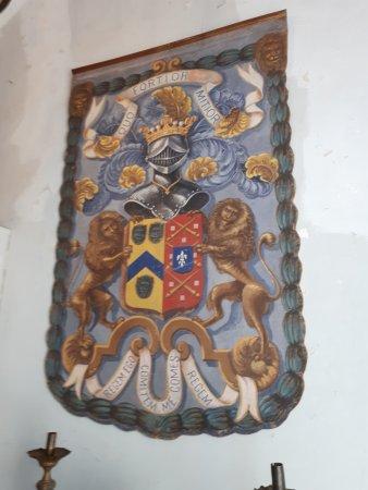 Chateau de la Barben: Les armoiries