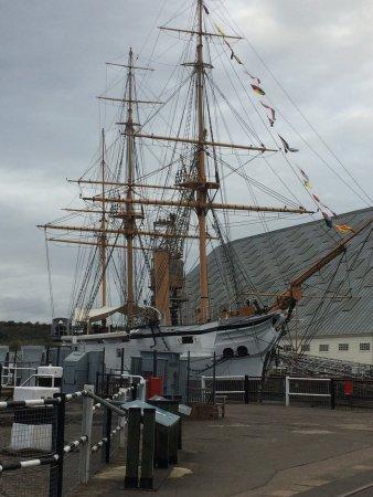 The Historic Dockyard Chatham: photo0.jpg