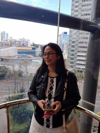 Grand Millennium Auckland: view