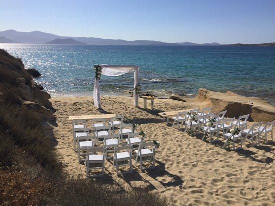 Agios Prokopios, Grecja: Maragas Beach