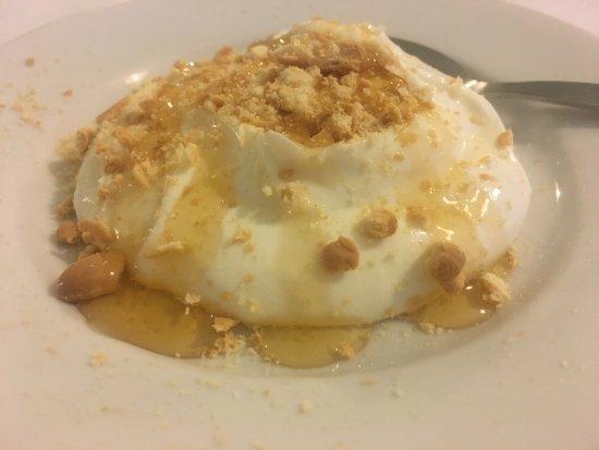 Λιβάδι, Ελλάδα: Dessert (offerto)