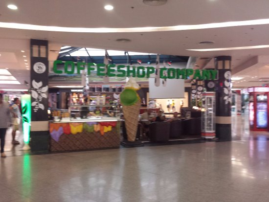 3d6101fd4642d Coffee Shop Company. - Picture of Senzo Mall