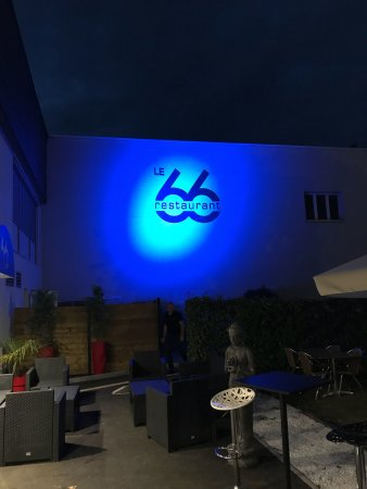 Kingersheim, France: Le 66 Restaurant