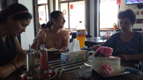 Cotmeana, Rumania: happy customers