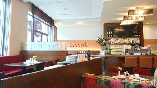 Café - Restaurant - Pizzeria Einkehr / Hotel Edelweiss: Einkehr