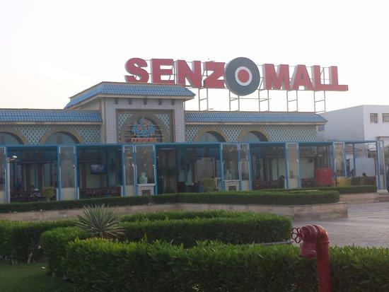 352114e95e540 Enseigne Senzo Mall. - Picture of Senzo Mall