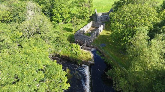 Thoor Ballylee : Take a walk down the river to the old mill!