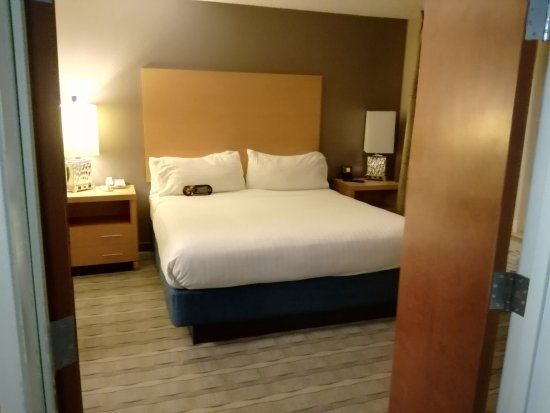 Wheat Ridge, CO: great bed, and the room has an additional TV