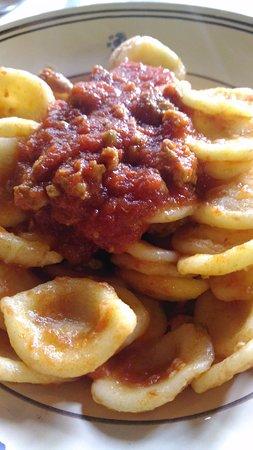 Masserie Marino: primi piatti