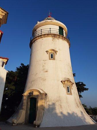 Guia Fortress: 松山燈塔