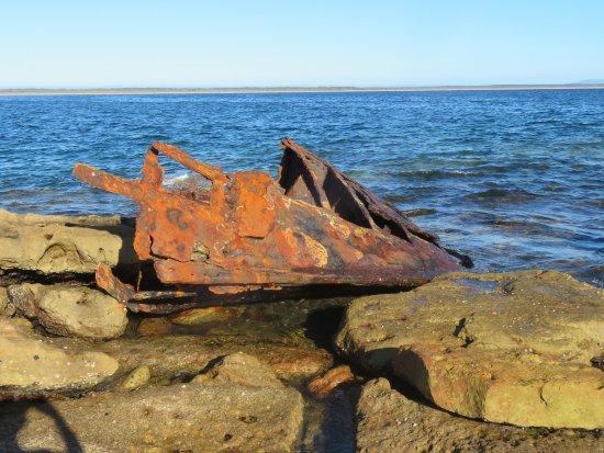 Currarong, Australia: Hull