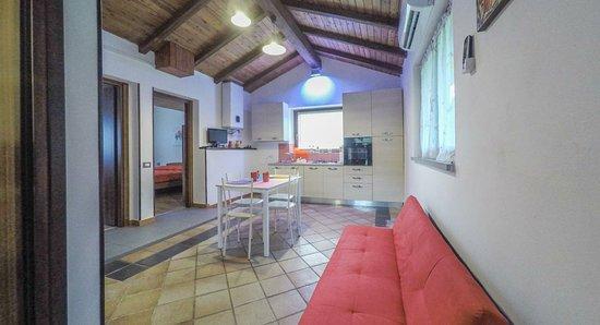 Vezzano Ligure, İtalya: I Tre Abeti