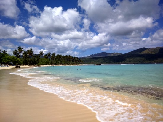 Las Galeras, Dominican Republic: playa rincon