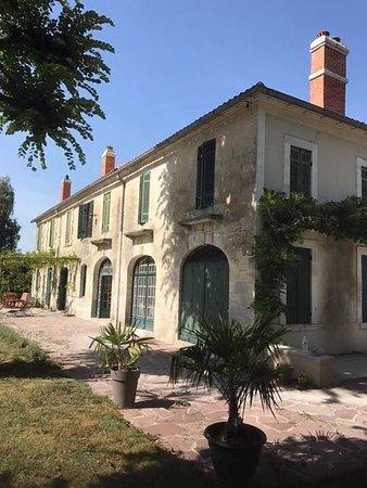 La Roche Chalais, فرنسا: Villa 2 Pas Sages