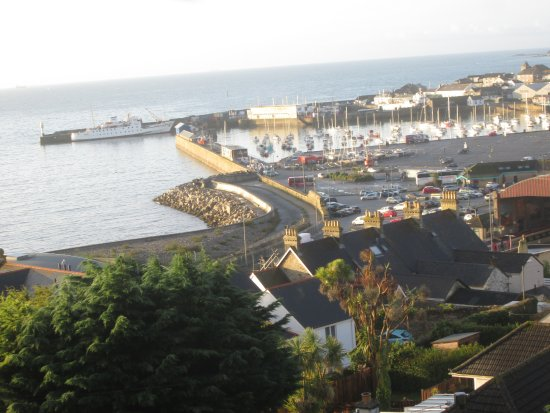 Hotel Penzance : The view