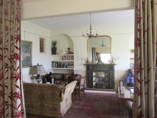 Hotel Penzance : The lounge