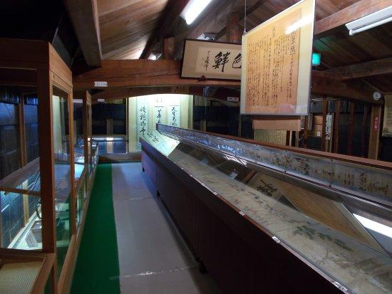 Aoyama Historical Village: 青山歴史村 蔵(内部が資料館になっている)